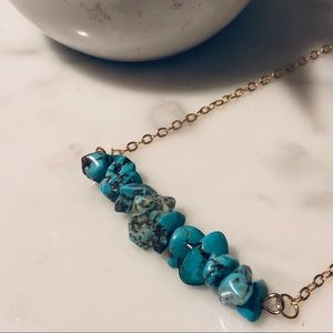 💫 Turquoise Dainty Necklace 💫
